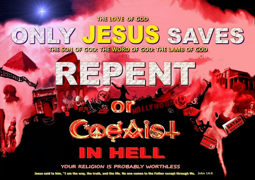 145-only-jesus-save-truth