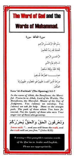 word-of-god-and-words-of-muhammad